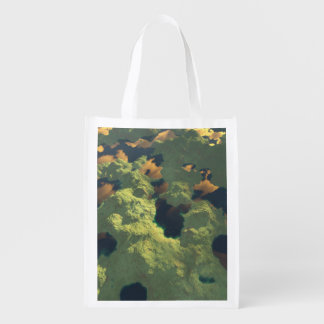 Land of a thousand lakes reusable grocery bag