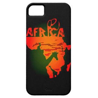 LAND OF AFRICA iPhone 5 CASES