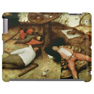 Land of Cockaigne by Pieter Bruegel the Elder