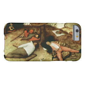 Land of Cockaigne by Pieter Bruegel the Elder Barely There iPhone 6 Case