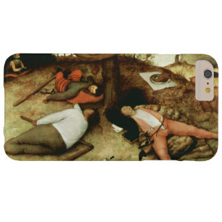 Land of Cockaigne by Pieter Bruegel the Elder Barely There iPhone 6 Plus Case