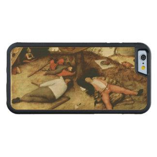 Land of Cockaigne by Pieter Bruegel the Elder Carved® Maple iPhone 6 Bumper Case