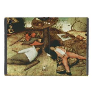 Land of Cockaigne by Pieter Bruegel the Elder Cover For iPad Mini