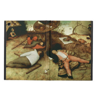 Land of Cockaigne by Pieter Bruegel the Elder Cover For iPad Air