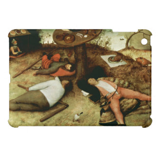 Land of Cockaigne by Pieter Bruegel the Elder iPad Mini Cover