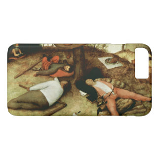 Land of Cockaigne by Pieter Bruegel the Elder iPhone 7 Plus Case