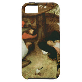 Land of Cockaigne by Pieter Bruegel the Elder iPhone SE/5/5s Case