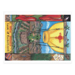 """""""Land of Enchantment"""" New Mexico postcard"""