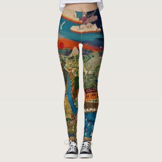 land of hope leggings by horacio