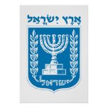 Land of Israel Poster