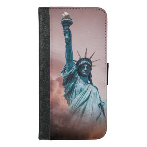Land of Liberty iPhone 6/6s Plus Wallet Case