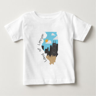 Land Of Lincoln Baby T-Shirt