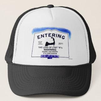 "Land of Lost ""R""s Trucker Hat"