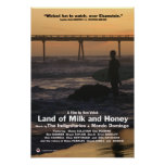 Land of Milk and Honey (Poster)