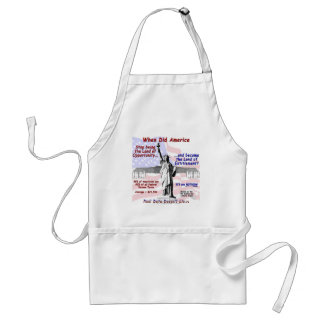 Land of Opportunity Adult Apron