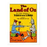 Land Of Oz Postcard