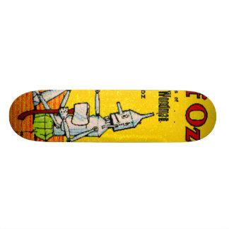 land of oz skateboard