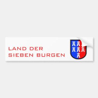 Land of seven treasures bumper sticker