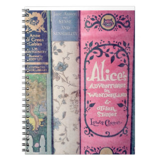 Land of Stories Notebook