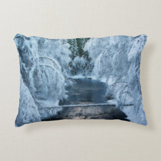 Land Of The Elves Decorative Pillow