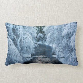 Land Of The Elves Lumbar Pillow