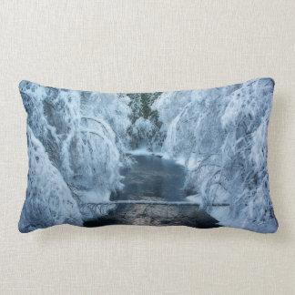 Land Of The Elves Throw Pillow
