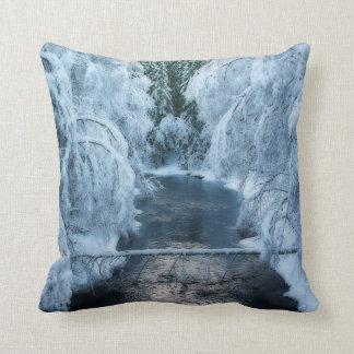 Land Of The Elves Throw Pillows