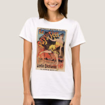 Land of the fairies Paris World Expo 1889 T-Shirt