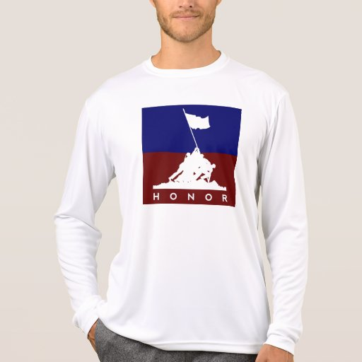 Land of the free because of the brave tee shirts