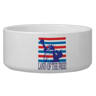 Land Of The Free Bowl