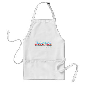 Land of the free: Fiance Adult Apron