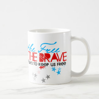 Land of the Free: Grandsons Coffee Mug