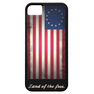 Land of the Free iPhone 5 case