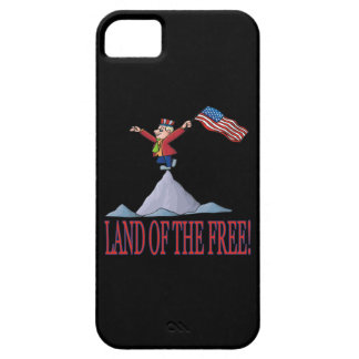 Land Of The Free iPhone SE/5/5s Case