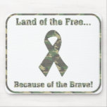 Land of the Free Mousepad