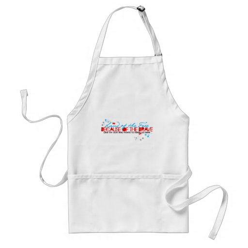 Land of the Free: Son Adult Apron