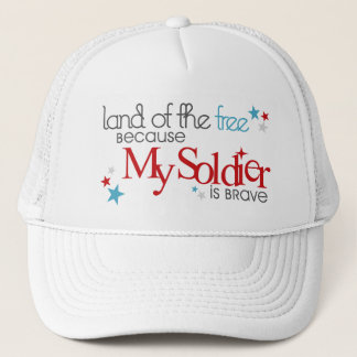 Land of the Free... Trucker Hat