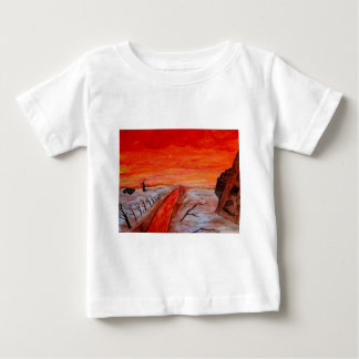 Land of the Perched Baby T-Shirt