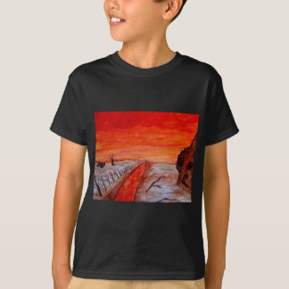 Land of the Perched T-Shirt