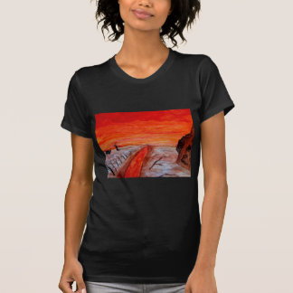 Land of the Perched Tshirt
