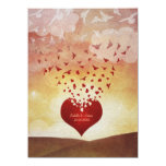 Land of the rising love invitations