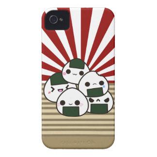 Land of the Rising Onigiri iPhone 4 Cover