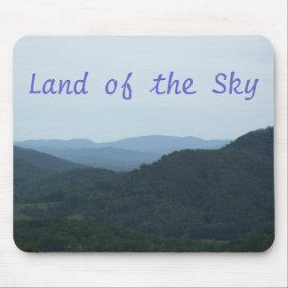 Land of the Sky Mousepad