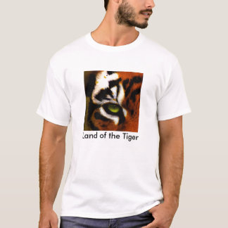 Land of the Tiger T-Shirt