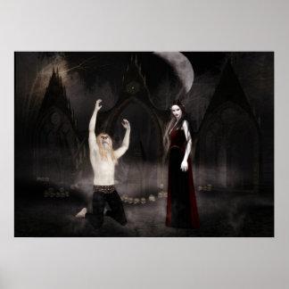 Land of Vampires Poster