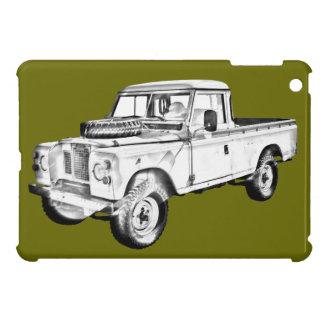 Land Rover 1971 coge el ejemplo del camión
