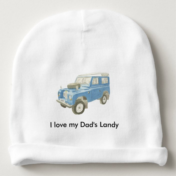 LANDROVER BEANIE HAT STYLE 1