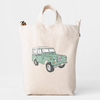 Land Rover Canvas Bag