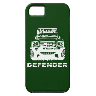 Land Rover Defender Classic Vintage Hiking Duck iPhone SE/5/5s Case