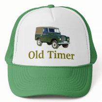 Land Rover 'Old Timer' Hat